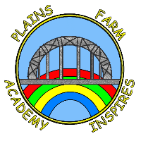 Plains farm website logo